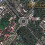 Hasil Download Citra Satelit resolusi tinggi