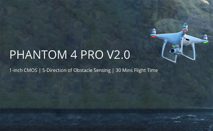 Review DJI Phantom 4 Pro v20